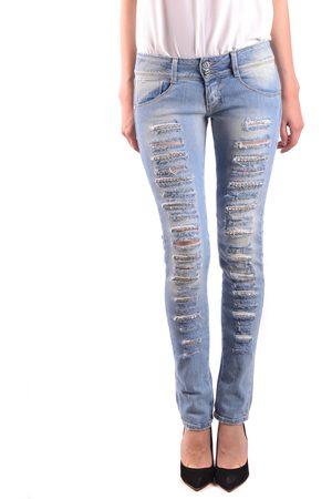 Met In Jeans MET Distressed Skinny Jeans in