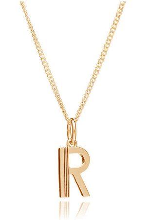 Rachel Jackson This Is Me R Alphabet Necklace