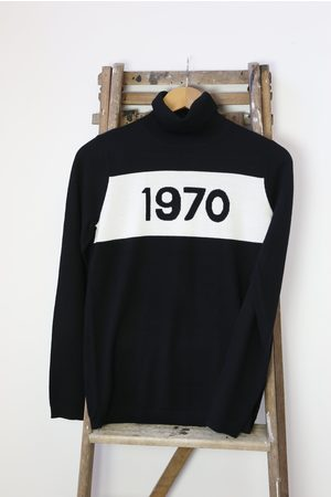 BELLA FREUD Women Jumpers - 1970 & Ivory Polo Jumper
