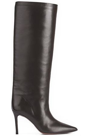 Pura Lopez Women High Leg Boots - Nappa Leather Tall Boots