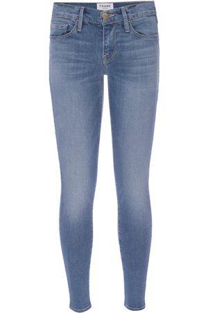 Frame Women Skinny Trousers - Le Skinny De Jeanne - Queen