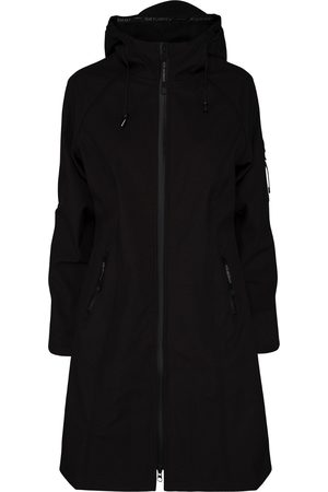 Ilse Jacobsen Women Rain Jackets - RAIN37L Long Raincoat