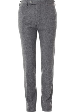 LEATHERSMITH OF LONDON Women Formal Trousers - Wool Jersey trousers