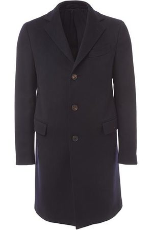 LARDINI Super Soft Wool Coat