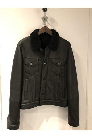 YVES SALOMON Leather Lambskin Jacket