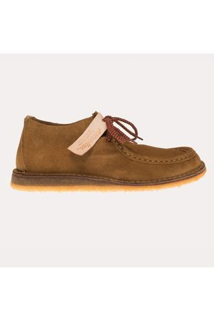Astorflex Men Loafers - Beenflex Moccasin Boot - Dark Khaki