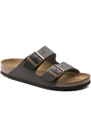 Birkenstock Arizona Sandal - Dark Leather