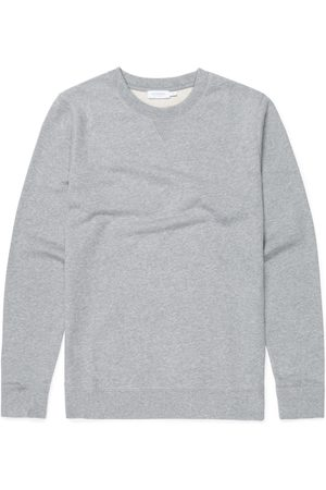 Sunspel Men Sweatshirts - Sweat Top - Melange