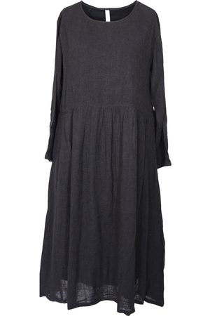 WINDOW DRESSING THE SOUL WDTS - Double Layered dress - Black