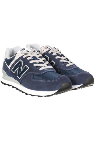 New Balance Men Trainers - ML574EGN Trainers - Navy