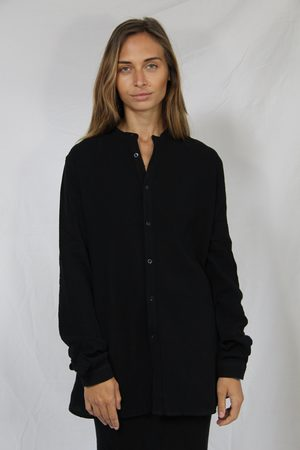 WINDOW DRESSING THE SOUL WDTS Elford Buttoned Cotton Shirt