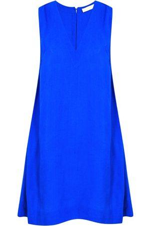 Uzma Bozai Novin Dress - Electric Viscose