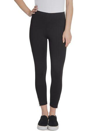 Lysse Women Trousers - Lyss Mini Zip Crop Leggings