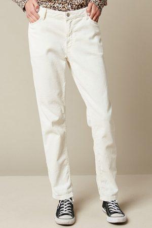 HARTFORD Pencil Corduroy Trousers