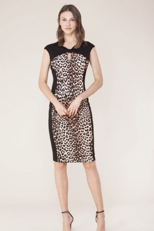 Hale Bob Women Bodycon Dresses - Zenaida 6745 Bodycon Dress