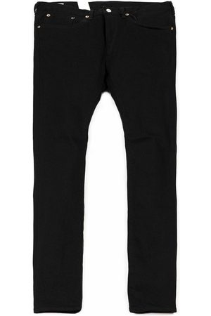 Edwin Men Slim - Jeans Slim Tapered Green x White Selvedge Denim
