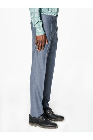 Capsul Men Trousers - Pierre Blue Grey