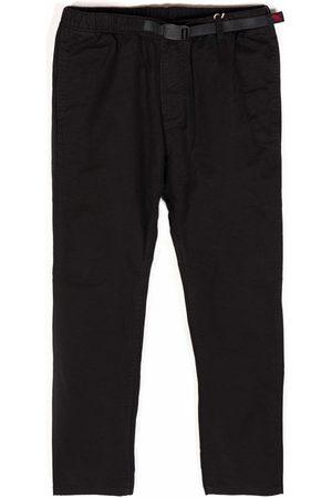 Gramicci Japan Men Trousers - NN Just Cut Pants - Black Size: Medium, Colour: Black