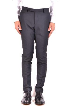 Brian Dales Men Trousers - Trousers in Black