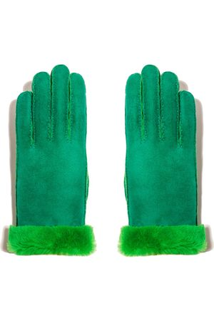 Maison Fabre Women Gloves - Shearling Neon Glove