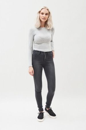 Dr Denim Women Trousers - Plenty Mid
