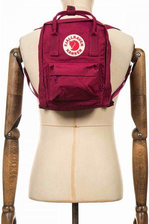 Fjällräven Fjallraven Kanken Mini Backpack - Plum Size: ONE SIZE, Colour: Plum