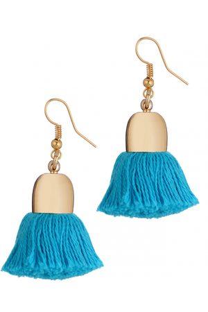 Uzma Bozai Women Earrings - Ami Earrings, Turquoise