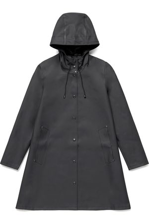 Stutterheim Women Rain Jackets - Mosebacke Raincoat By