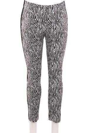 STEHMANN Women Trousers - Louisiana9-748 Zebra Print Trouser