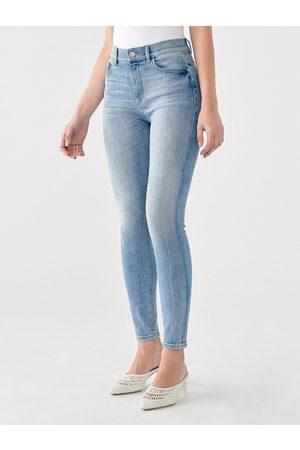 Dl Women Skinny - 1961 Farrow Ankle Skinny Jeans Pale