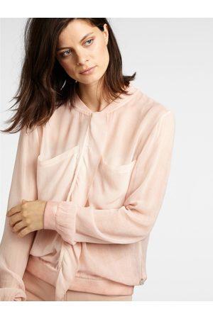 Sandwich Clothing Women Coats - SANDWICH PALE SHEER JACKET