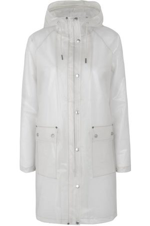 Ilse Jacobsen Raincoat in Clear