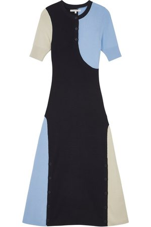 Chinti And Parker Chinti & Parker Colour Block Dress