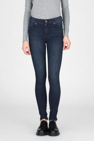 Dr Denim Lexy Organic Dark Retro