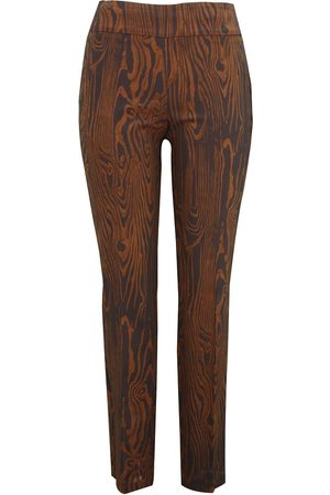 Up Pants 66578 Techno 31 Slim Leg Pull On Trouser - Zebra