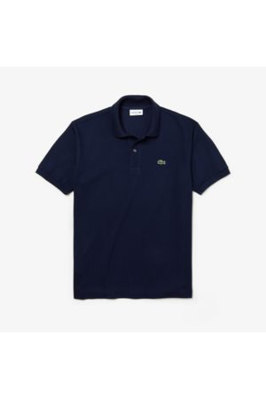 Lacoste Marl L.12.12 Polo Shirt - Navy
