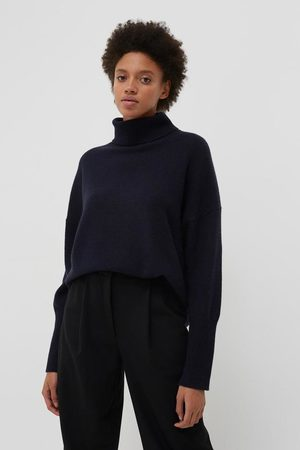 Chinti And Parker Women Polo Shirts - Chinti & Parker The Relaxed Polo - Navy