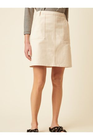 Great Plains Women Skirts - Dolo Skirt in Natural