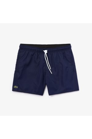 Lacoste Men Swim Shorts - Swim Shorts - Navy /Black