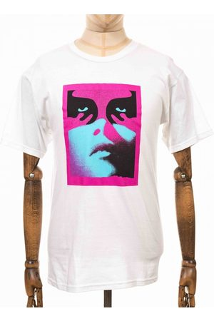 Obey Clothing Noir Woman Icon Basic Tee - Colour: