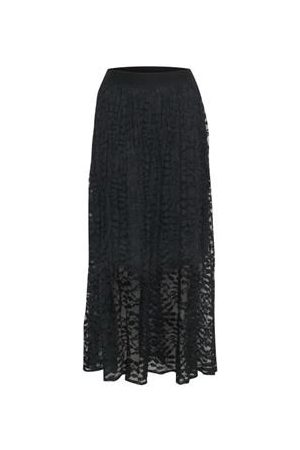 Kaffe KAselina Lace Skirt - Deep