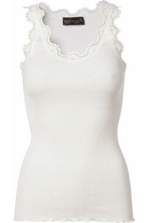 Rosemunde Babette Lace Silk Top - New