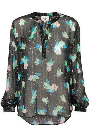 Primrose Park London Sandy Open Shirt Dotty Fleur