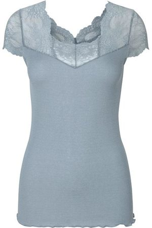 Rosemunde Women T-shirts - BOURGOGNE Lace T-Shirt