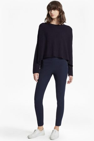 French Connection Women Skinny Trousers - Street Skinny Twill Trousers - utility