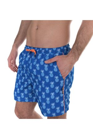 Kiwi Saint-Tropez Pineapple Swim Shorts
