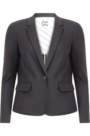 Coster Copenhagen Women Blazers - Short Suit Jacket - Navy