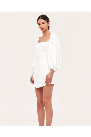 C/meo Collective Women Dresses - Over Again Ivory Mini Dress