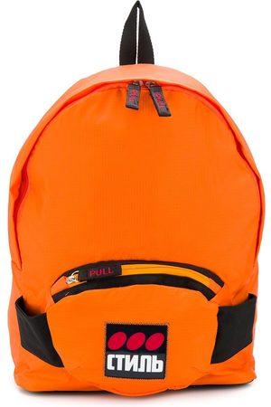 Heron Preston CTNMB Dots Fanny Backpack BAGS > Backpacks Man