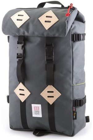 TOPO Klettersack - Charcoal
